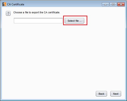 Installing Burp Certificate Authority in Windows Certificate Store