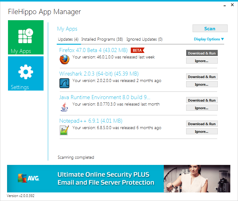 download java runtime environment 64-bit from filehippo.com